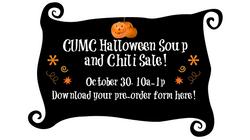Halloween Soup Sale!