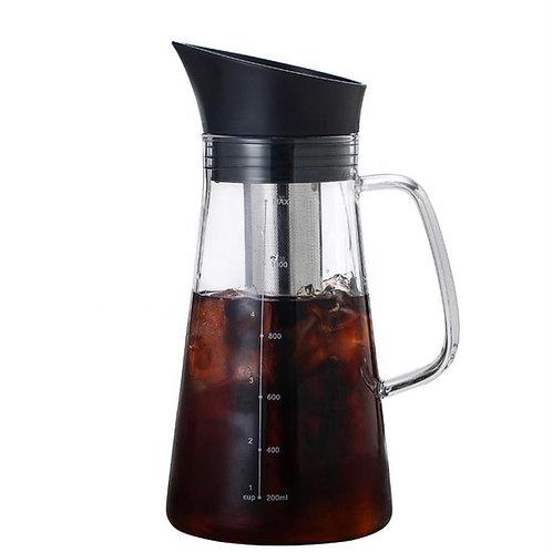 """Coral"" CoffeePot Cold Brew Kaffebrygger 1L"