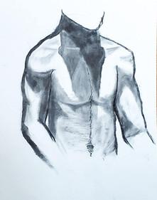 Figure Study - Shadow