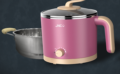 JNC Stainless Steel Multi Electric Cooker 1.2L - 不銹鋼萬用煮食煲 1.2L
