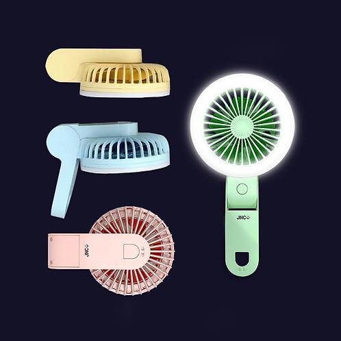 JNC 2in1 Mini Fan - JNC 2合1迷你小風扇