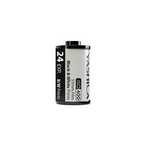 Black & White Negative - YASHICA Black & White 35mm