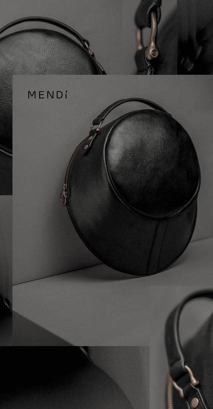 Circle Handbag