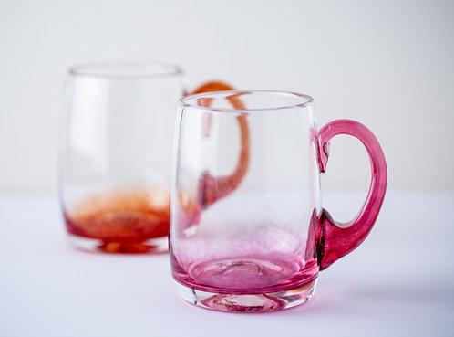 Steirer Glas mit Henkel