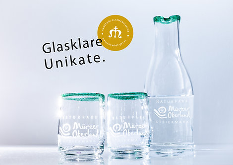 Glasklare Unikate Package