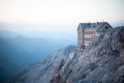 Payerhütte.