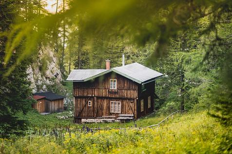 Gamsecker Hütte