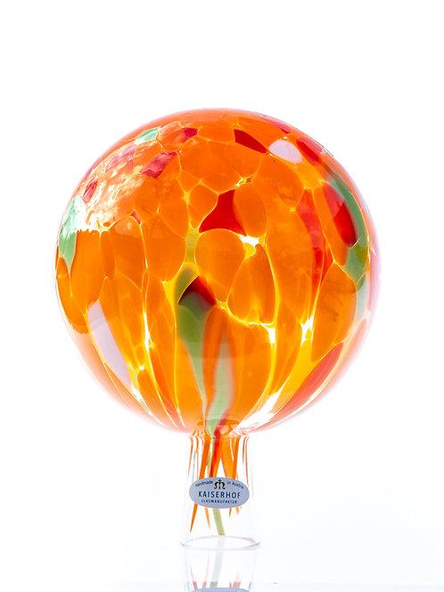 Rosenkugel BlumenwieseRot-Orange
