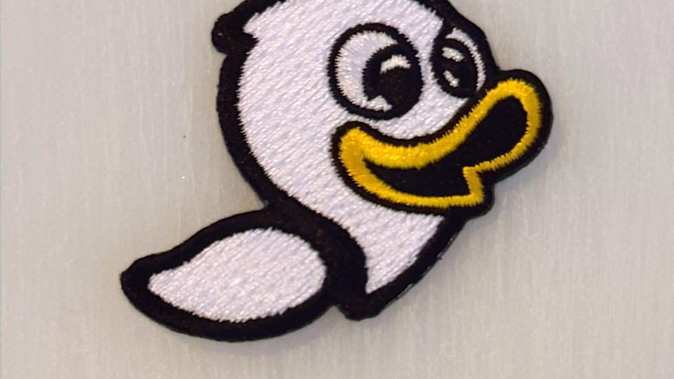 Lucky Duck Logo Patch