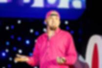 Brian Fanzo Speaker Pink Shirt