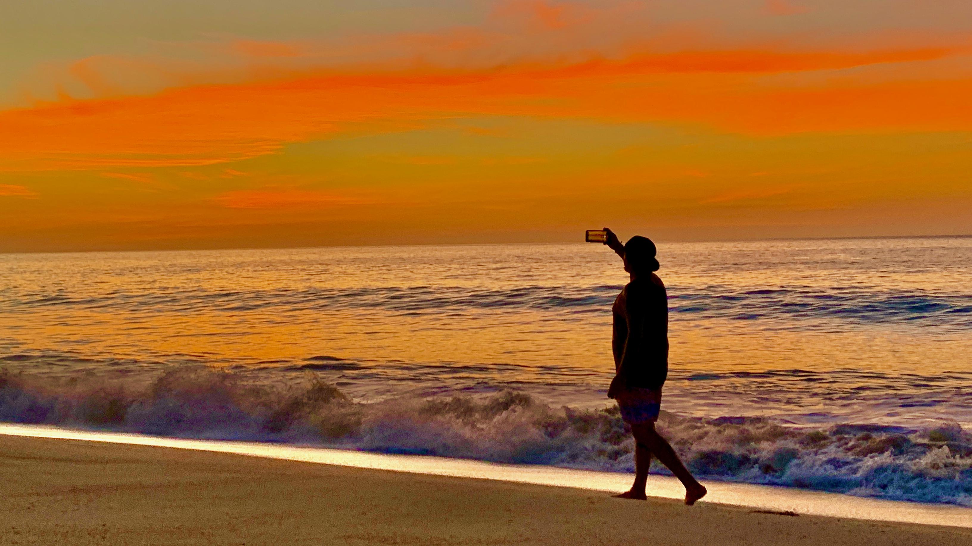 BrianFanzo Creator Sunset Cabo Mexico