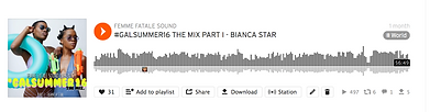 Bianca Star, Femme Fatale Sound