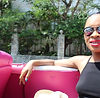 Bianca Star, Bianca Rose, black girl travel, black woman travel