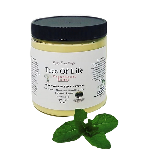 IT'S BACK!!!!! Tree Of Life Dreadlocks Butta - 8oz.