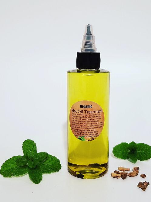Herbal Hot Oil Treatment 4oz.