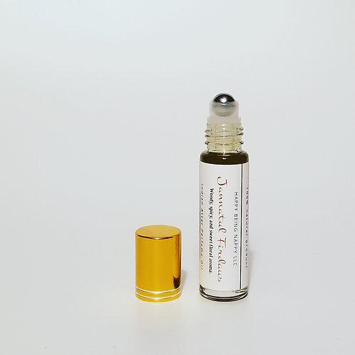 Jannatul Firdaus Attar Fragrance Oil (men)