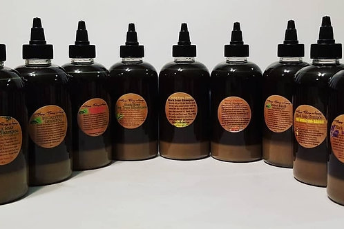 Black Soap (Sweet Basil) Shampoo