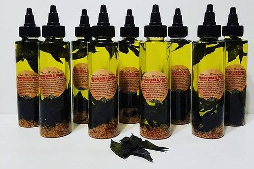 Fenugreek & Curry Hair Growth Oil - 4oz.