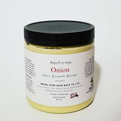 Hair Growth ONION Butter