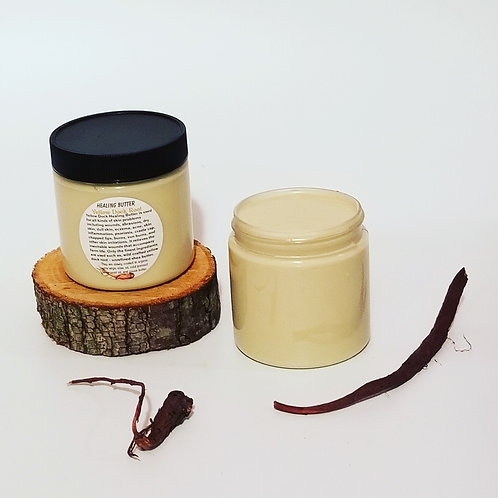 Yellow Dock Root (Natural Healing Butter) 4oz.