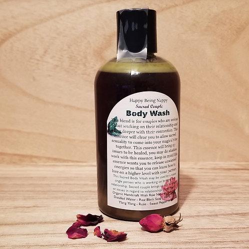 Sacred Couple Body Wash 8oz. Bottle