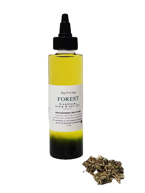 FOREST - Dreadlocks Scalp and Hair Oil - 4oz