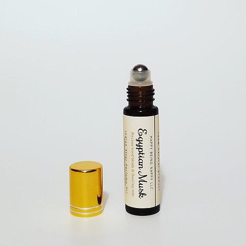 Superior Egyptian Musk Attar Perfume Oil- Unisex