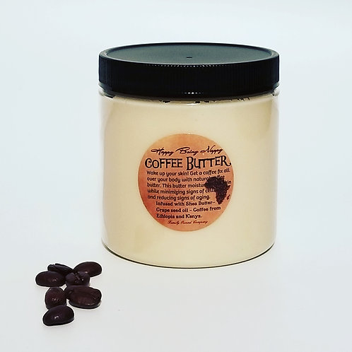 African Coffee Butter - 8oz.
