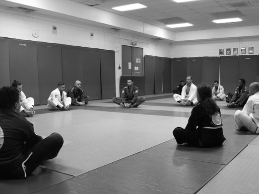 DRILLING FOR THE MIND – IMPROVE YOUR BJJ USING VISUALISATION