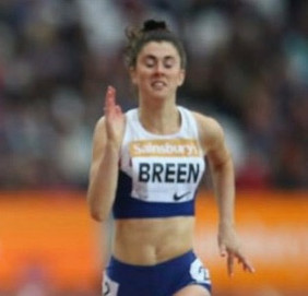 Livvy targets medals in Rio!