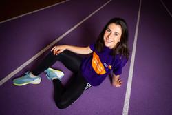 purple track LC
