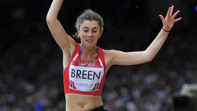In-form Breen excited by Olympic hopes! - Portsmouth News