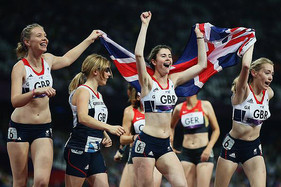 YSPOTY 2012 nominees: Olivia Breen Q&A with BBC