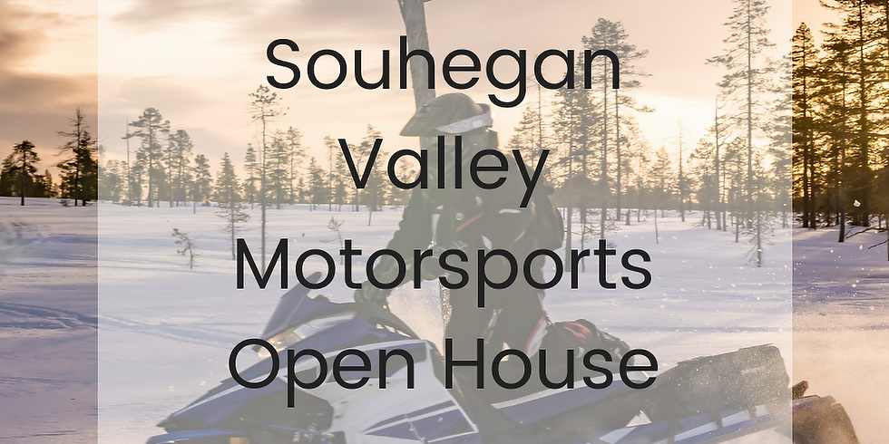 Souhegan Valley Motorsports Open House