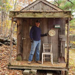 Old Lyndeborough Warming Hut