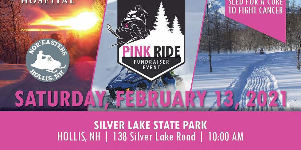 Hollis NorEasters Pink Ride