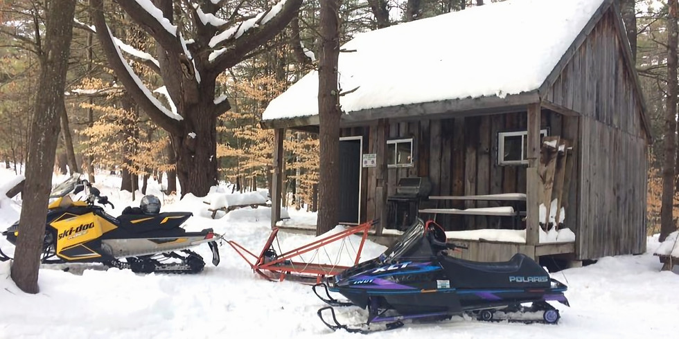Winter Wanderers Cook Out
