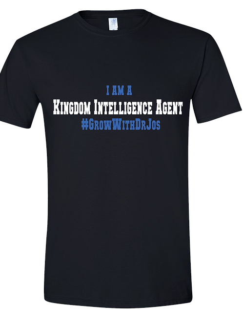I Am A Kingdom Intelligence Agent #GrowWithDrJos