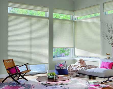 Hunter Douglas, SONNETTE Cellular Roller Shades