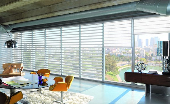 Hunter Douglas, Pirouette, PowerView, EasyRise, Modern Blinds and Shades