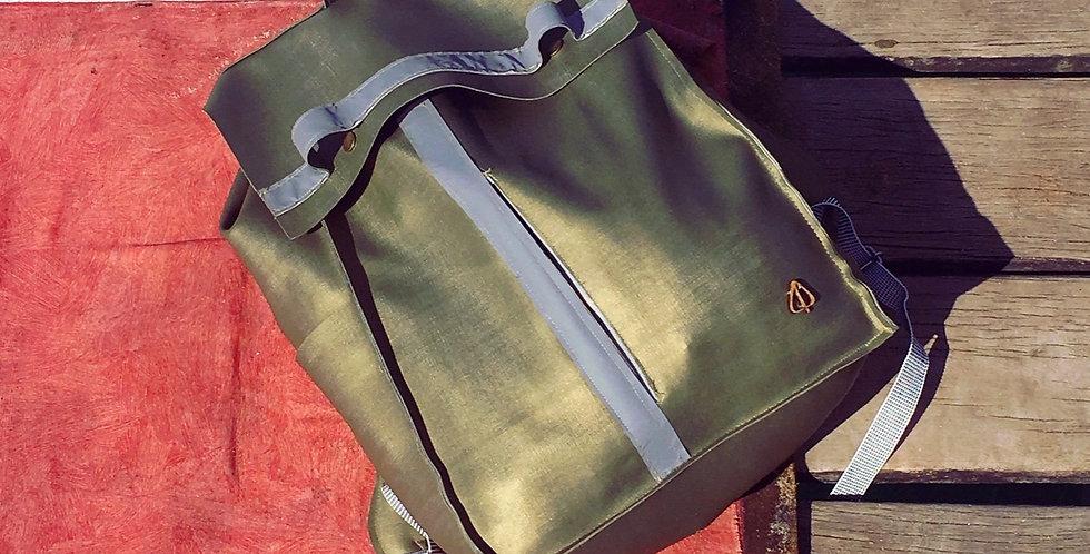 Metalic CICLE Backpack