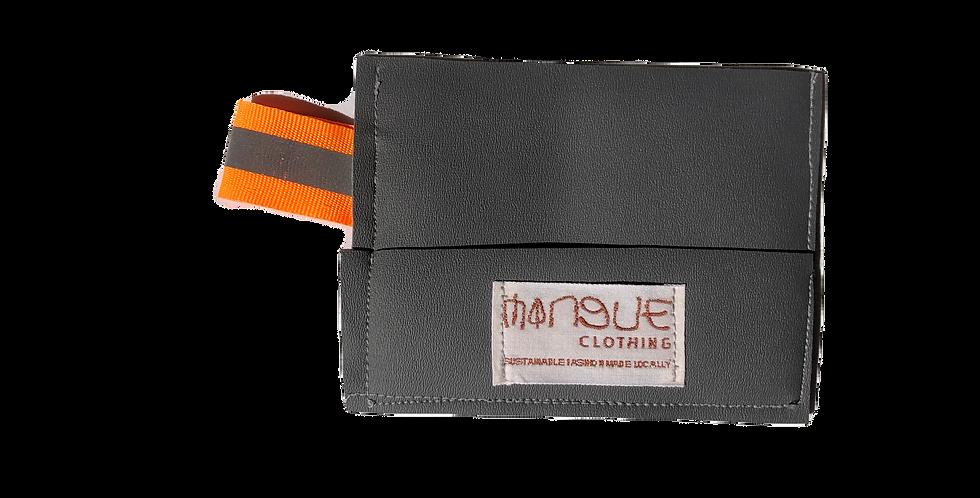 Gray REFLET Card Holder