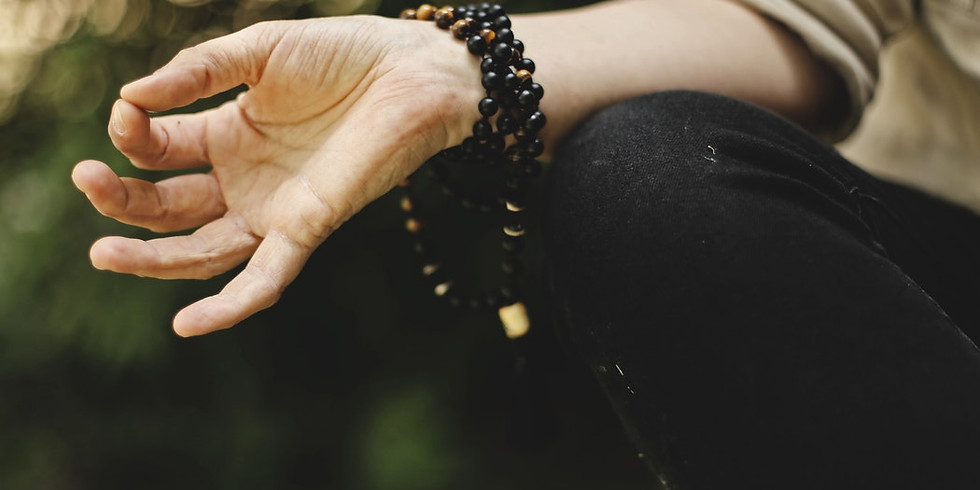 Natural movements with mudra (hand gestures) workshop