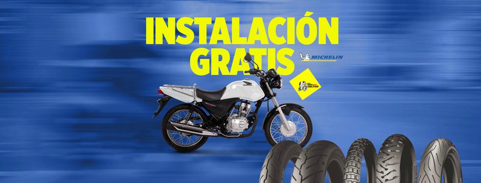 Promoción Moto