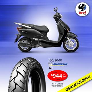Michelin S1 100/90-10