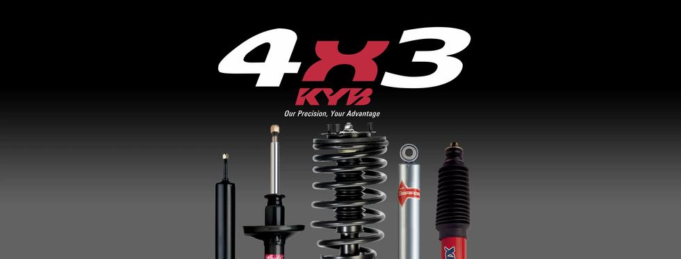 4x3 en KYB