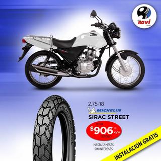 Michelin Sirac 2.75-18