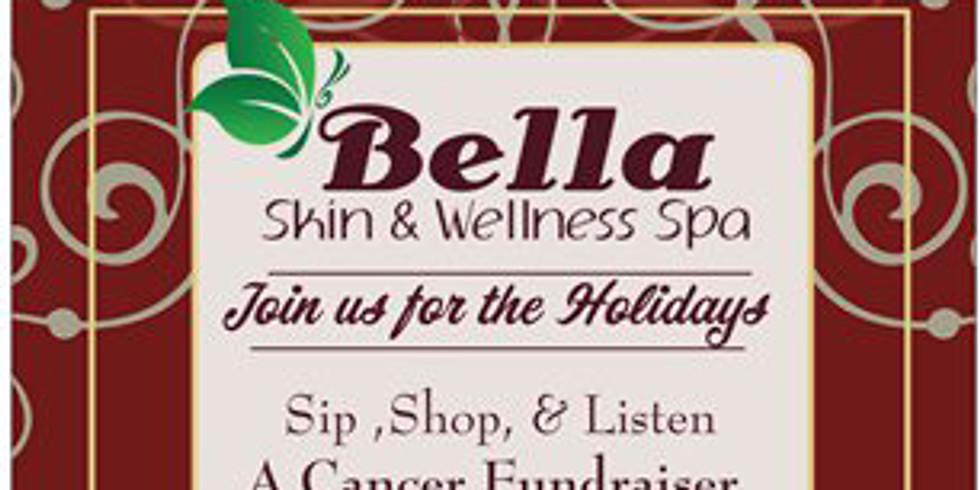 3rd Annual Bella Spa Cancer Fundraiser