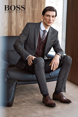Hugo Boss - Alistair Taylor Young