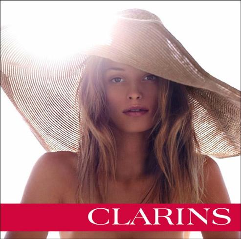 Clarins-Guido Mocafico